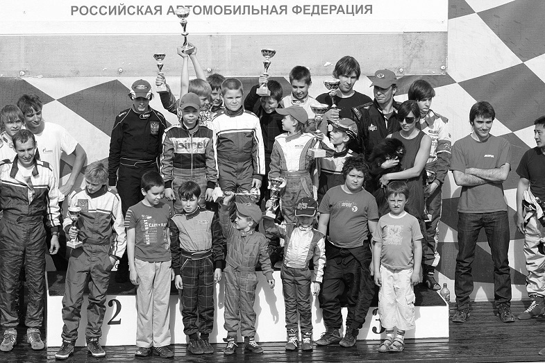 Пресс-релиз третьего этапа «EASYKART — RUSSIA 2010»