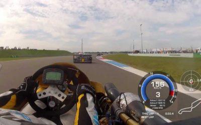 Superkart — CIK-FIA European Championship Assen 2012 — Race 2