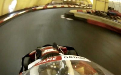 Forza картинг: Moscow Indoor Karting Cup  (IV этап 2012)