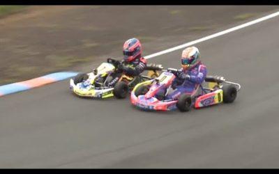Super 1 Karting 2015: Rd 9, Shenington Part 2 IAME cadet | British Karting Championship Racing