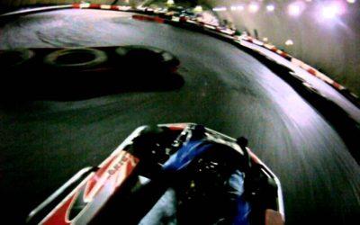 #5 Форца (Forza) картинг Москва 01.11.11 GoPro