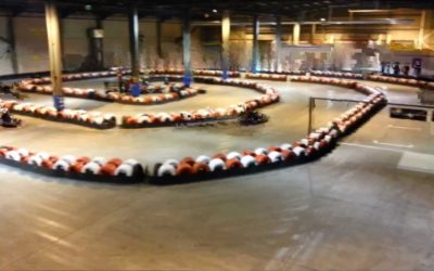 Dundee Karting Promo Video 2013