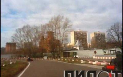 картинг 2я лига 7 ноябрь 2010 Москва картинг клуб «Пилот»