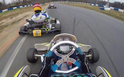 GoPro Motorplex Karting Challenge Round 12 IAME Senior Final