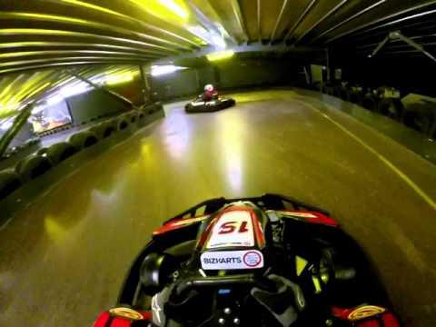 Go Karting at Teamsport Farnborough