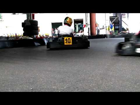 Indoor Karting Antwerpen Noorderlaan