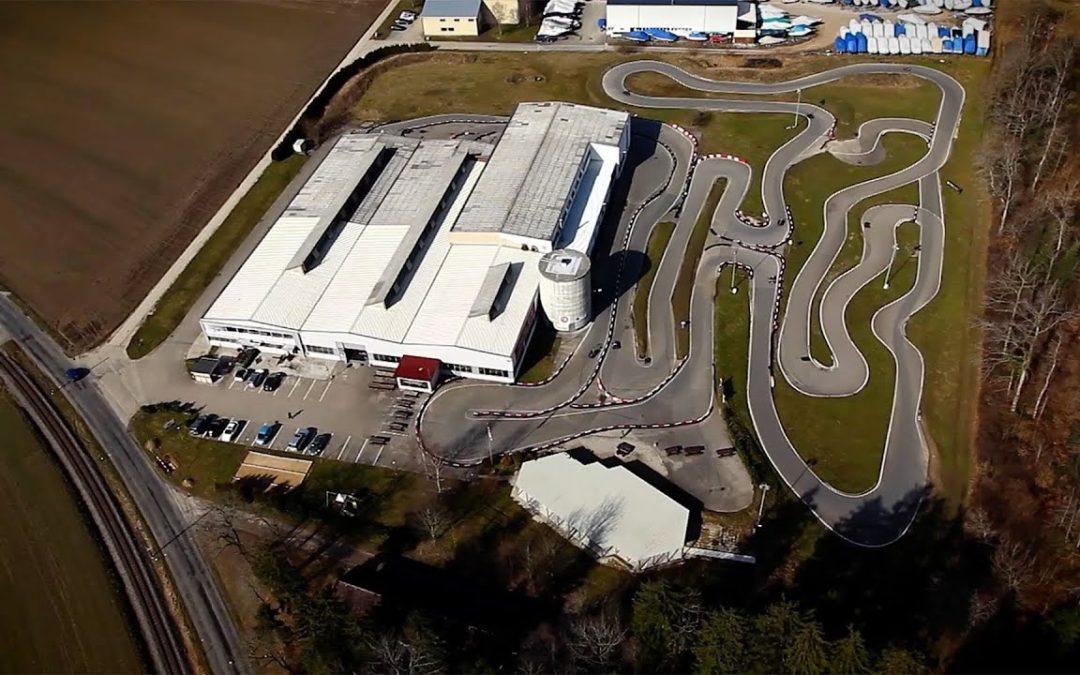 Karting Vuiteboeuf. Piste Indoor Grands Prix Compétitions Vaud Suisse romande