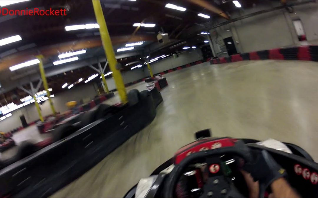 Fast Track Karting, Vancouver area — GoPro