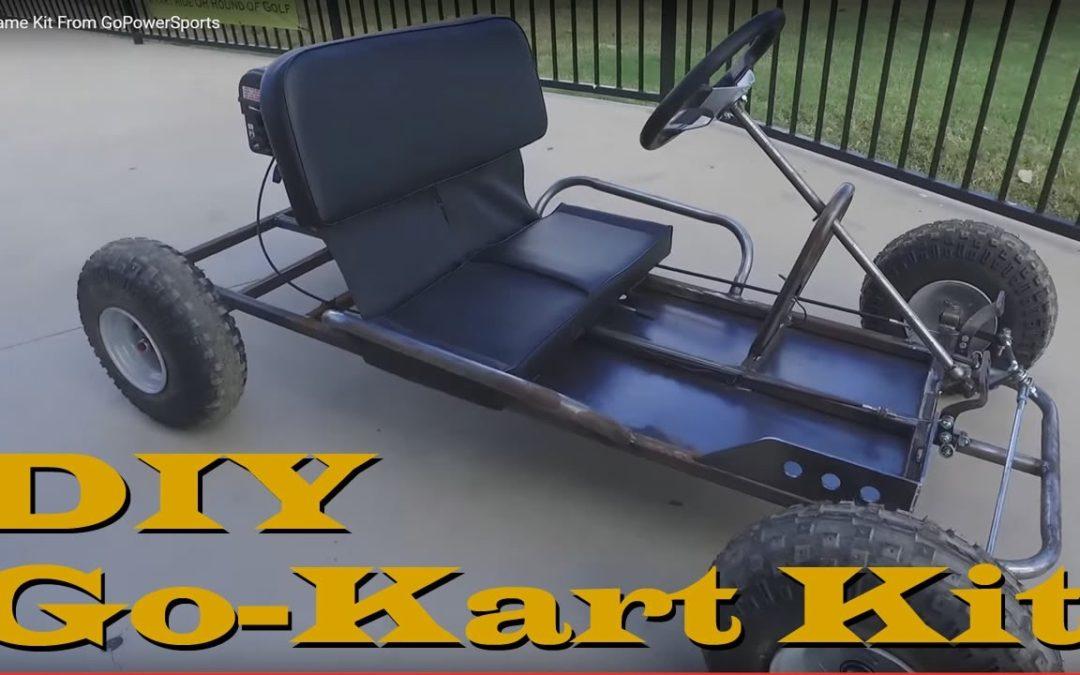 DIY Go Kart Kit Frame