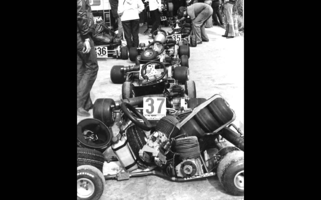 Vintage kart — Nivelles World Champinship 1980 De Bruyn-Senna-Fullerton part 2