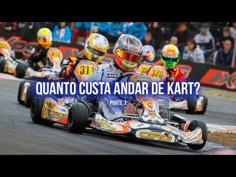 Quanto custa correr de kart, 1º Parte, GO RACING KART, RBC Motorsport