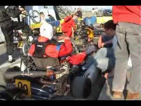 Course de karting Ufolep le 9 avril 2007 à Kartland Moissy