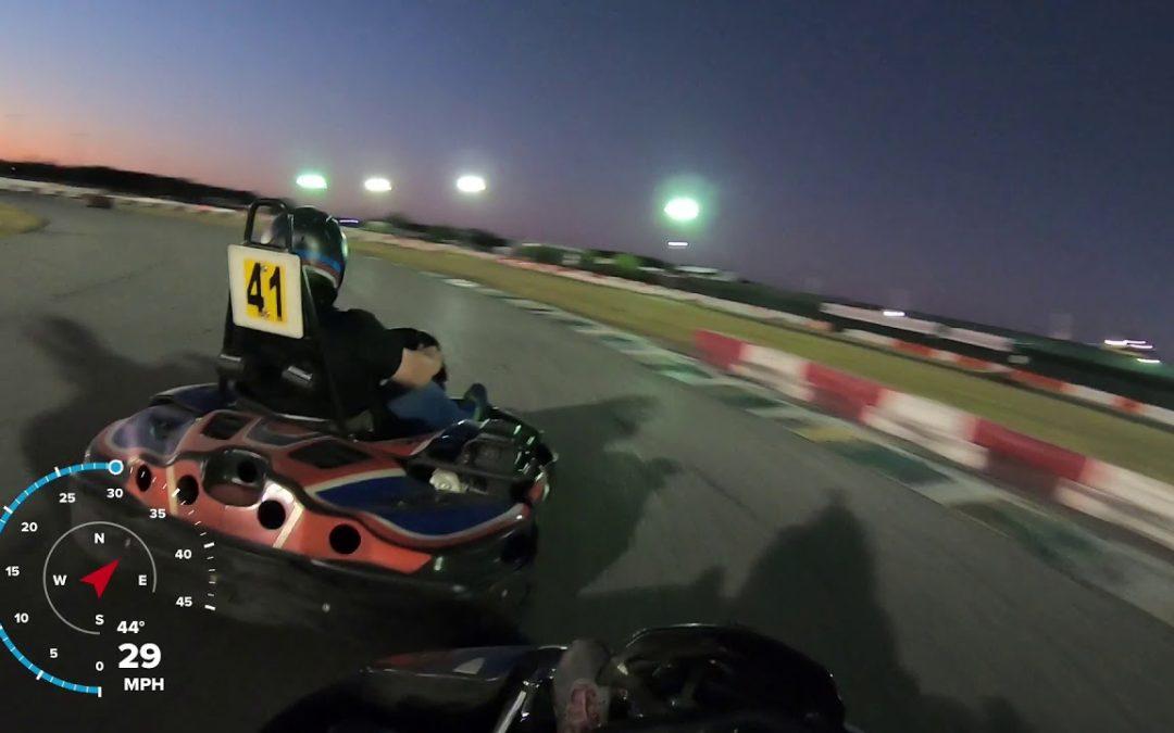 Orlando Kart Center — Race #1, Short Track