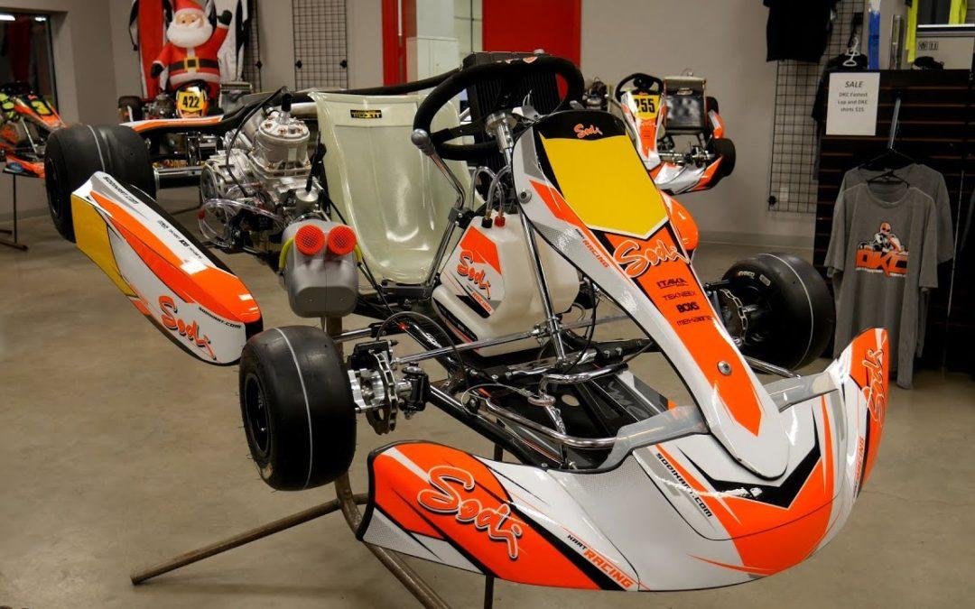 Choosing your first Kart
