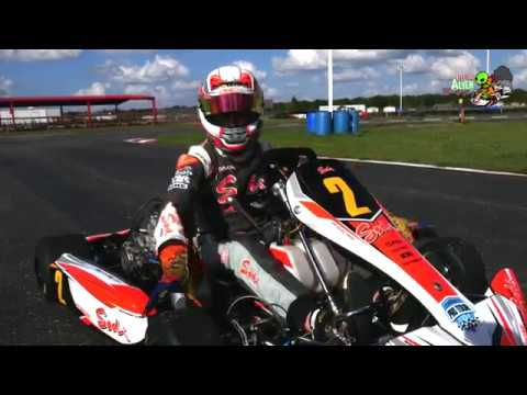 How to drive a shifter kart