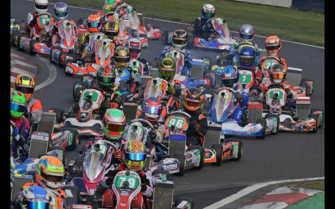 Champ.Leader starts from Pit Lane… S1 Karting 2018, Rd 9, PFI, Jnr X30