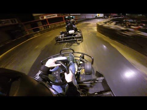 NEW Fast Indoor Karting Race — Racetrack Dordrecht