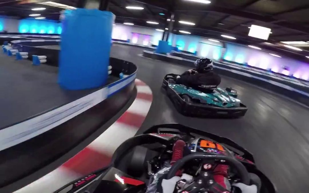 Paris Kart Indoor — fin des 12h sur la piste agrandie 2017  (PKI — Wissous)