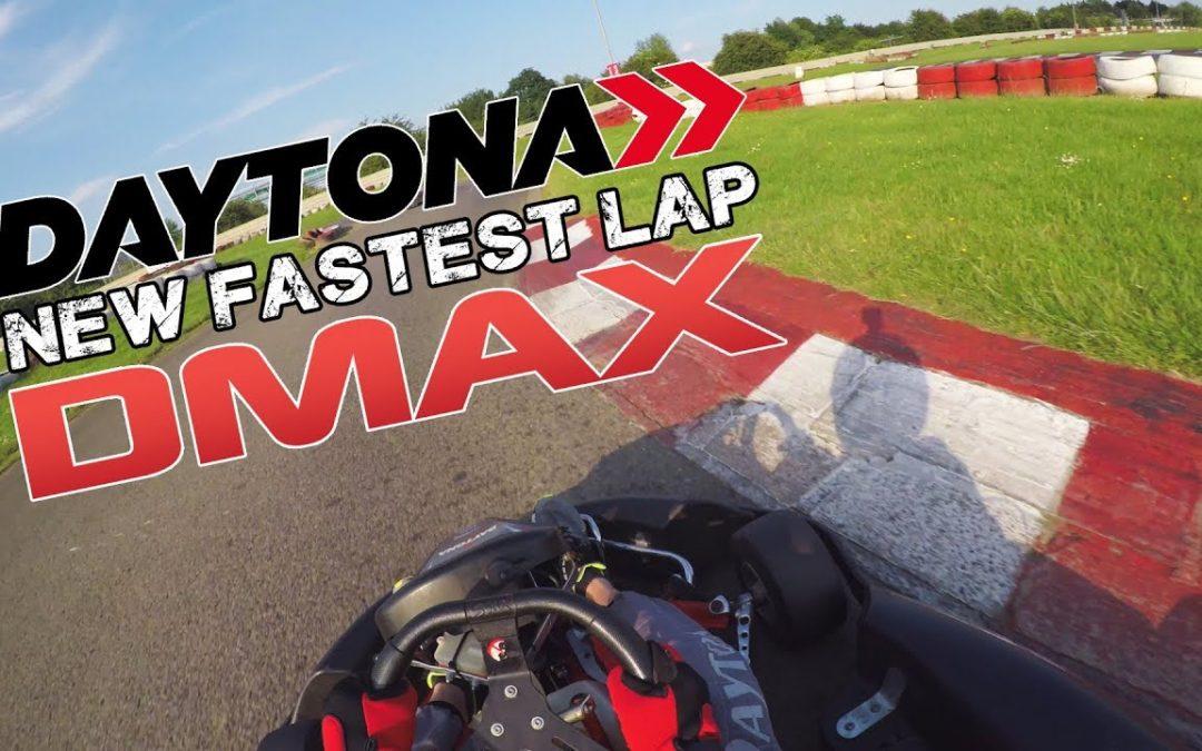 New Fastest Lap in the DMAX Karts | Daytona Milton Keynes