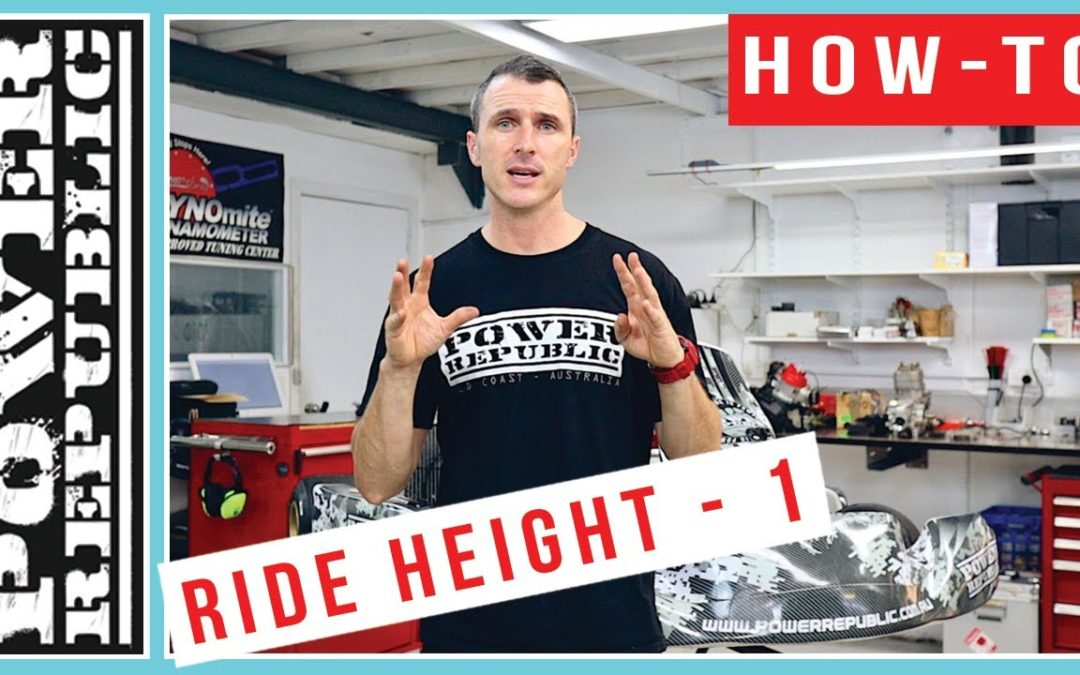 How To Adjust The Ride Height On Your Tony Kart — Part One — POWER REPUBLIC