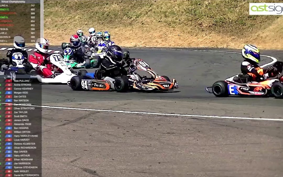 Kart Girls Against the Boys & On Top! Super 1 2018 Rd 6, Shenington, Jnr TKM Class