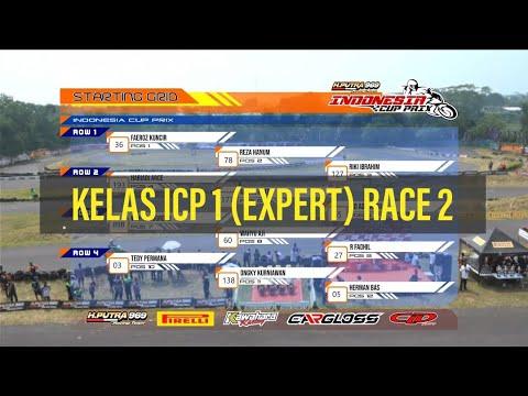 FERROS KUNCIR PEMBALAP ASIA JUARA ICP 1 (EXPERT) RACE 2 [BEBEK 4T TU 150CC MP1] FULL VIDEO