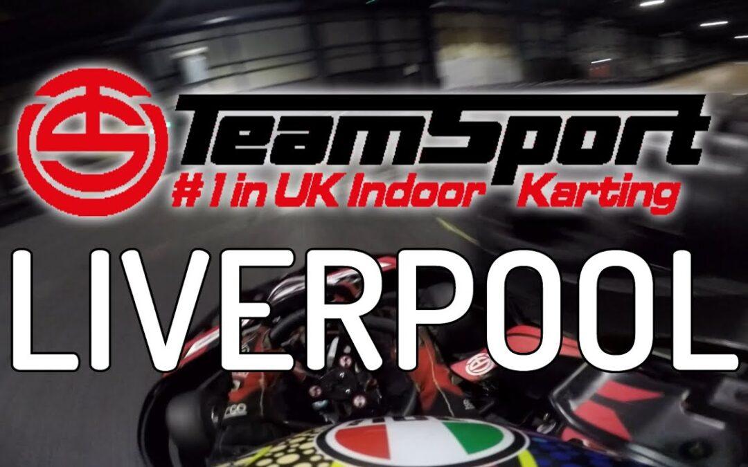 TeamSport Liverpool — HOT LAP — Dante Dhillon